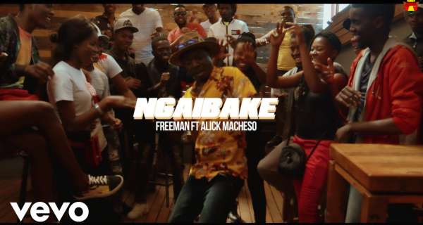 Freeman ft. Alick Macheso - Ngaibake (Official Video)